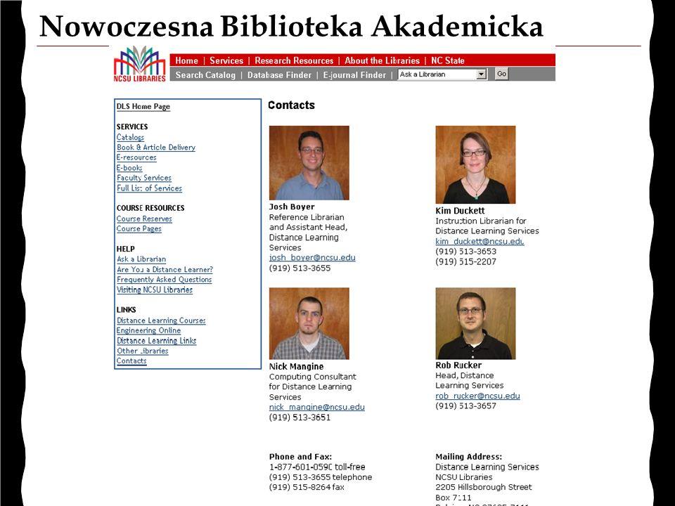 Nowoczesna Biblioteka Akademicka