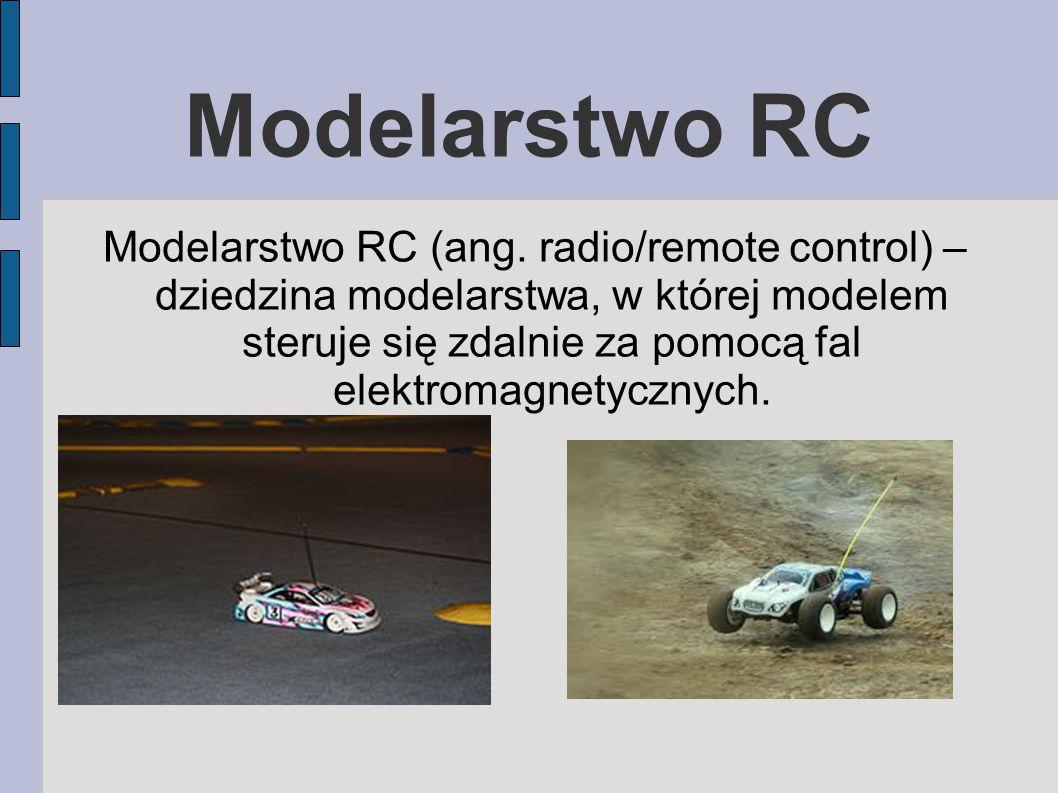 Modelarstwo RC Modelarstwo RC (ang.