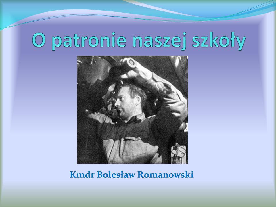 Kmdr Bolesław Romanowski