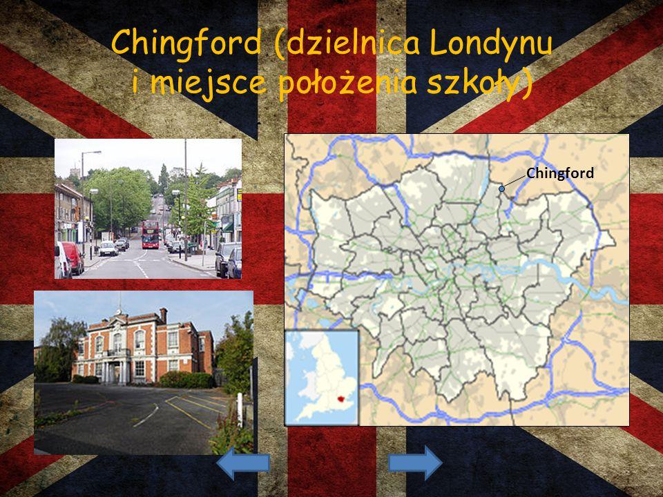 Chingford (dzielnica Londynu i miejsce położenia szkoły) Chingford