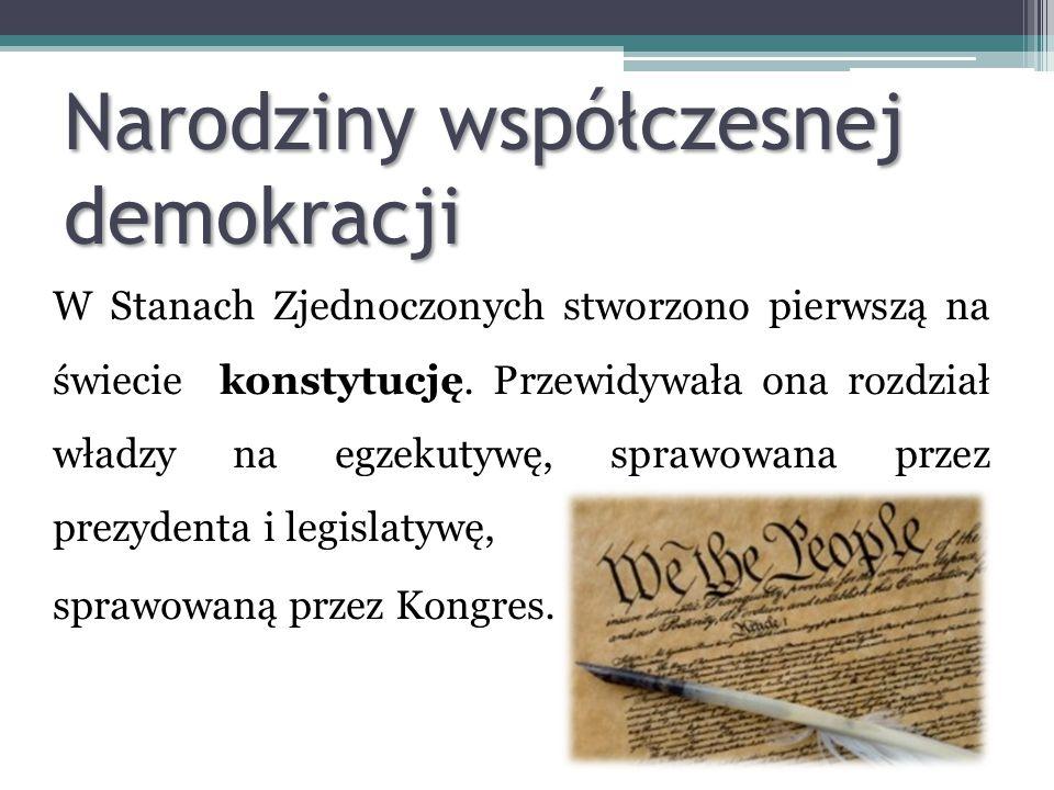 Poszerzenie kręgu obywateli, mających prawa wyborcze nastąpiło w XIX w.