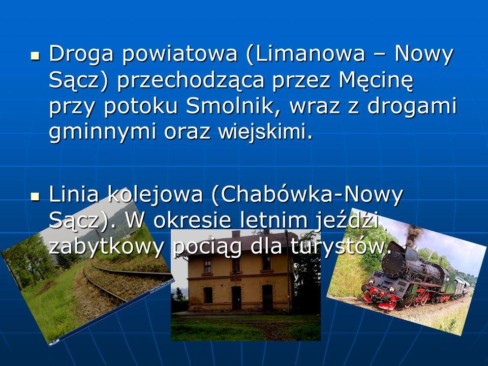 Wykorzystane źródła: Google Map Google Map Google (Grafika) Google (Grafika) http://www.zsmecina.pl/index.php http://www.zsmecina.pl/index.php http://www.zsmecina.pl/index.php http://www.mecina.diecezja.tarnow.pl/ http://www.mecina.diecezja.tarnow.pl/ http://www.mecina.diecezja.tarnow.pl/ http://www.youtube.com/watch?v=I0E8_stt eLA http://www.youtube.com/watch?v=I0E8_stt eLA http://www.youtube.com/watch?v=I0E8_stt eLA http://www.youtube.com/watch?v=I0E8_stt eLA