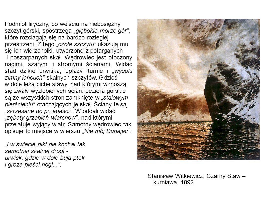 Bibliografia 1.Kazimierz Przerwa – Tetmajer, Poezje zebrane, wydanie I, Warszawa 1980.
