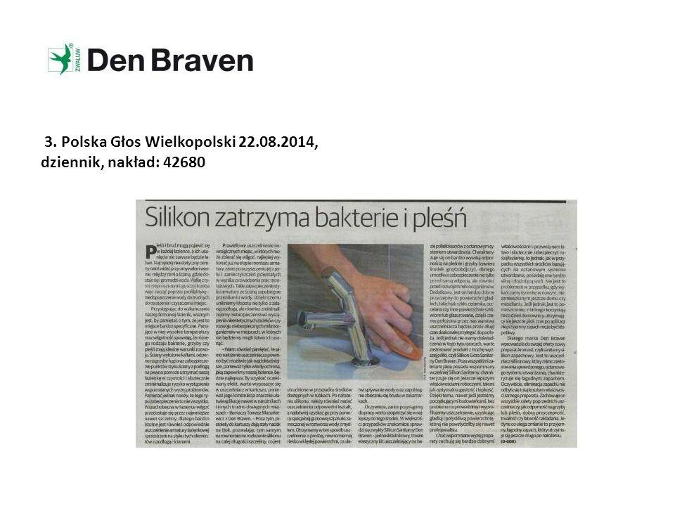 4. Świat Łazienek i Kuchni Urządzamy Łazienki, 1.08.2014, nakład: 22000