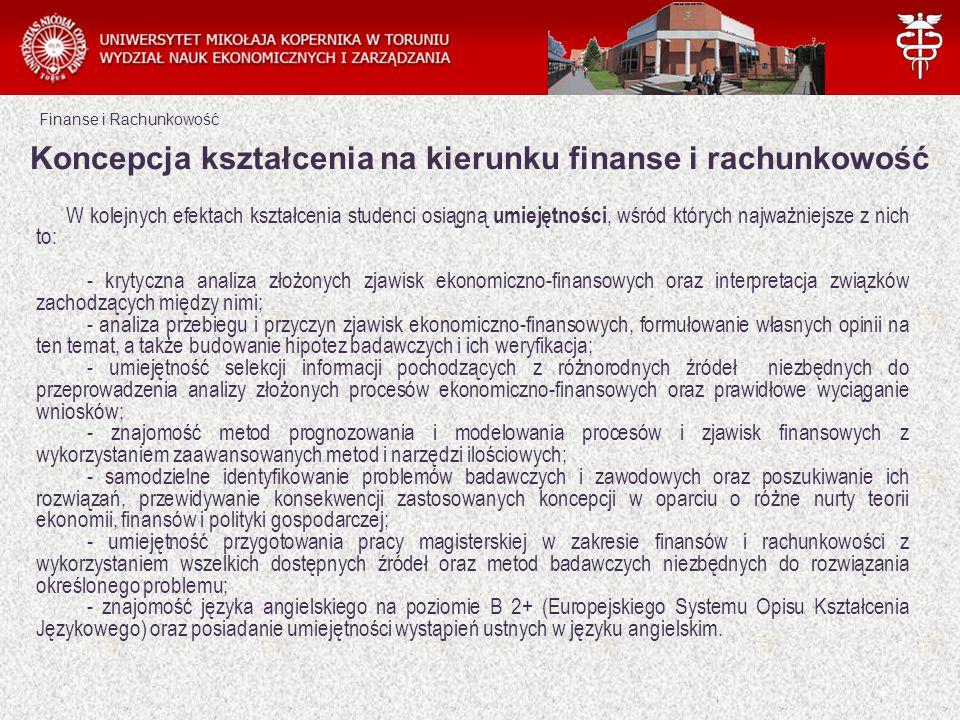 Finanse i rachunkowość Inżynieria finansowa Gdzie znaleźć pracę.