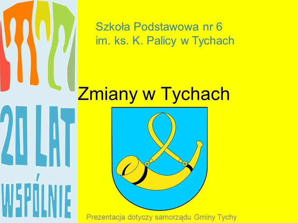 Zmiany w Tychach Szkoła Podstawowa nr 6 im. ks. K.