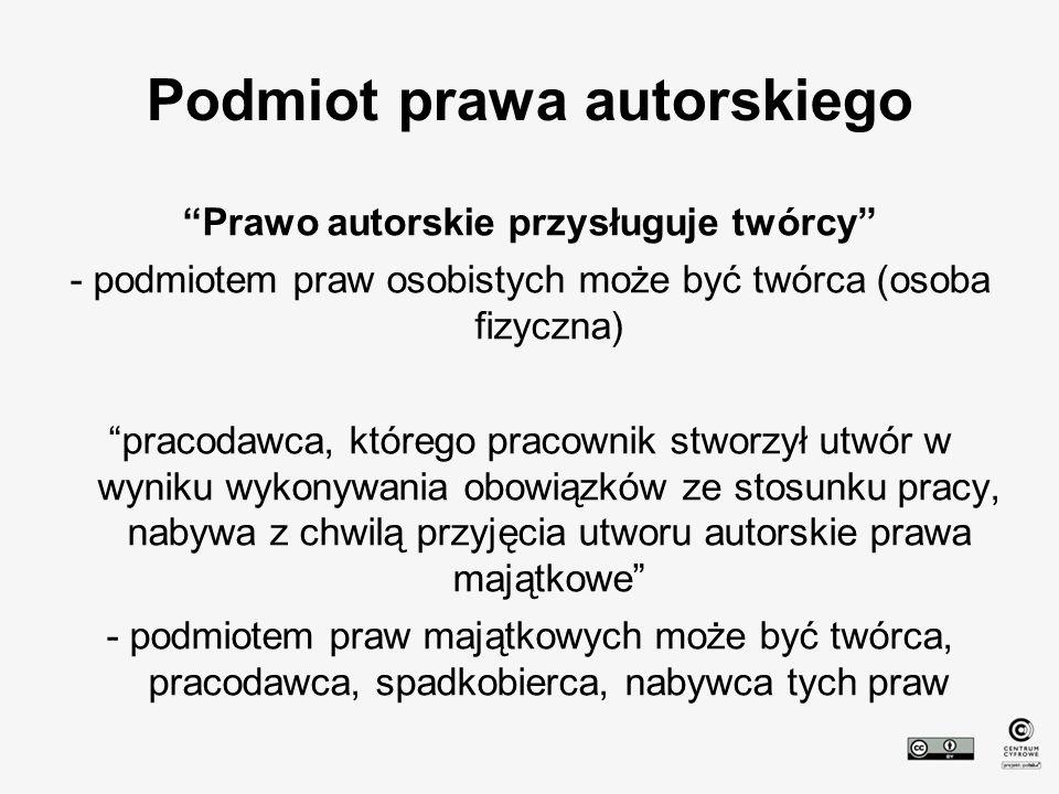 Problemy - Licencja może zostać udzielona na czas określony (np.