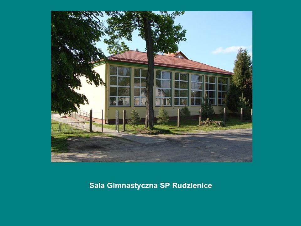Sala Gimnastyczna SP Rudzienice