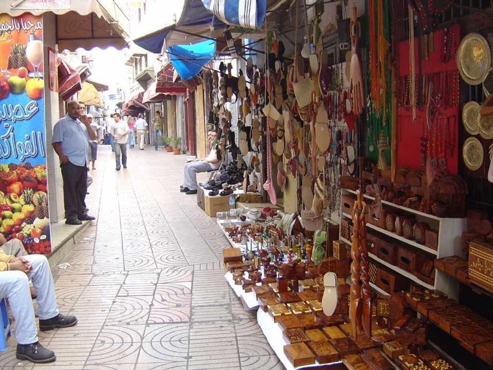 Medyna - ulice
