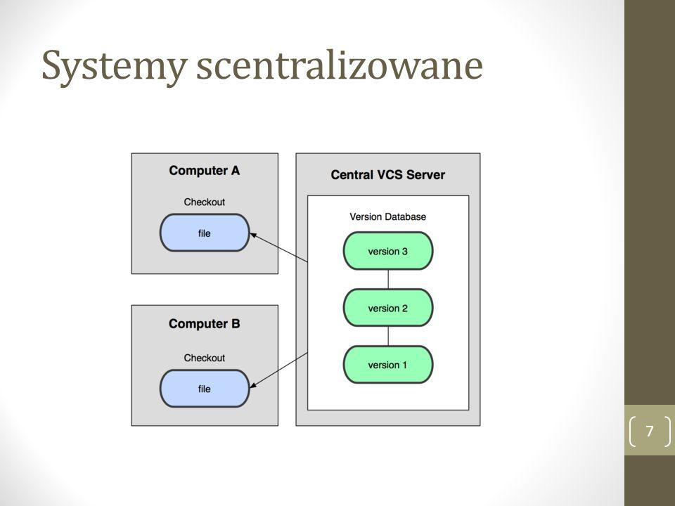 Systemy scentralizowane 7