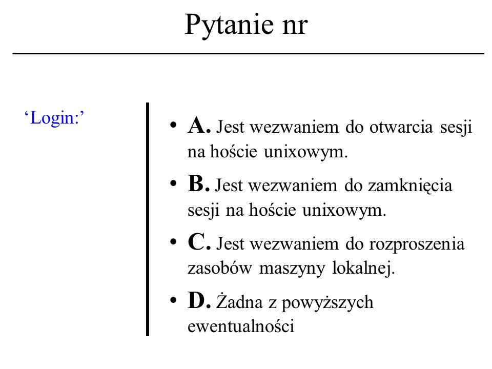 Pytanie nr Gdzie odbyła się konferencja ETHICOMP 2001 .