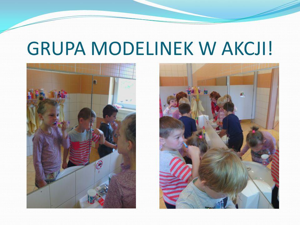 GRUPA MODELINEK W AKCJI!