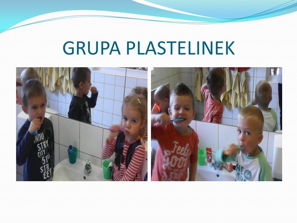 GRUPA PLASTELINEK