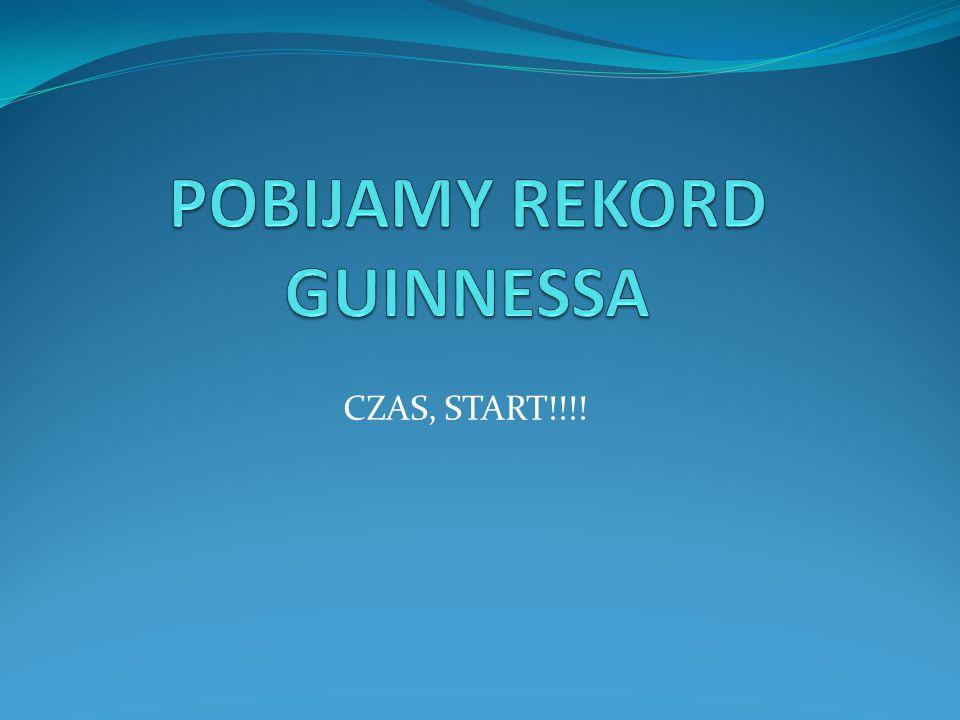 CZAS, START!!!!