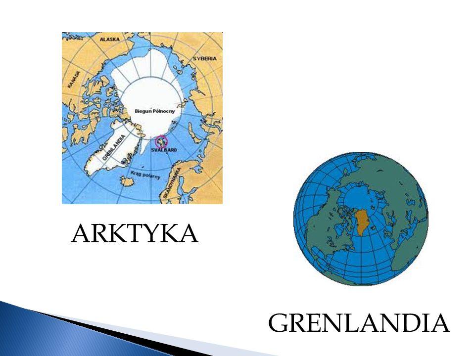 ARKTYKA GRENLANDIA