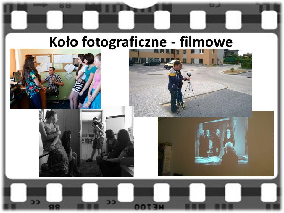 Koło fotograficzne - filmowe