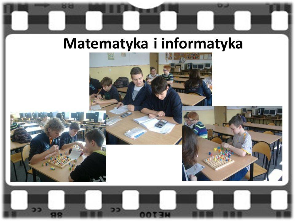 Matematyka i informatyka