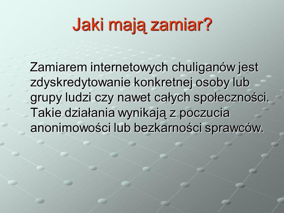 Źródła: www.sieciaki.plwww.studente.plwww.wp.plwww.nauczyciele.mos.krakow.plwww.zsgkatowice.strona.pl