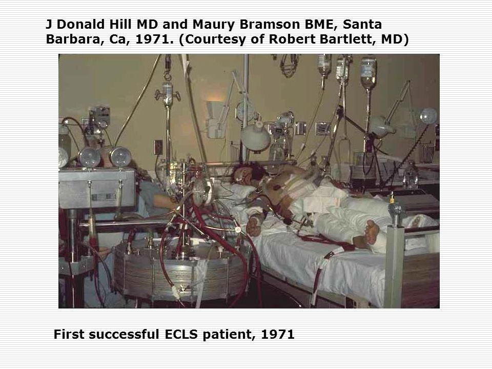 J Donald Hill MD and Maury Bramson BME, Santa Barbara, Ca, 1971.
