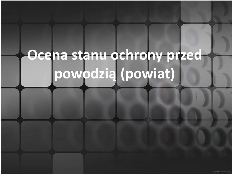 Przeglądy urządzeń (ZMiUW ; RZGW – centralnie, z udziałem gmin, pozostałe gminy); Nieprawidłowości – nadzór budowlany.