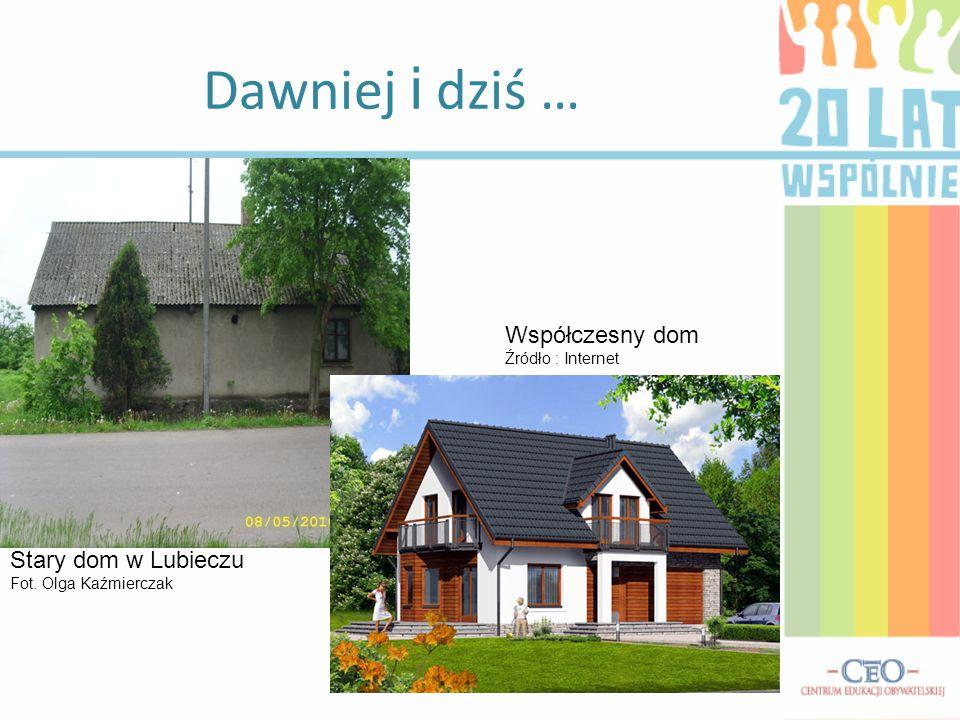 Dawniej i dziś… Szlaki komunikacyjne.Nowoczesna droga Fot.
