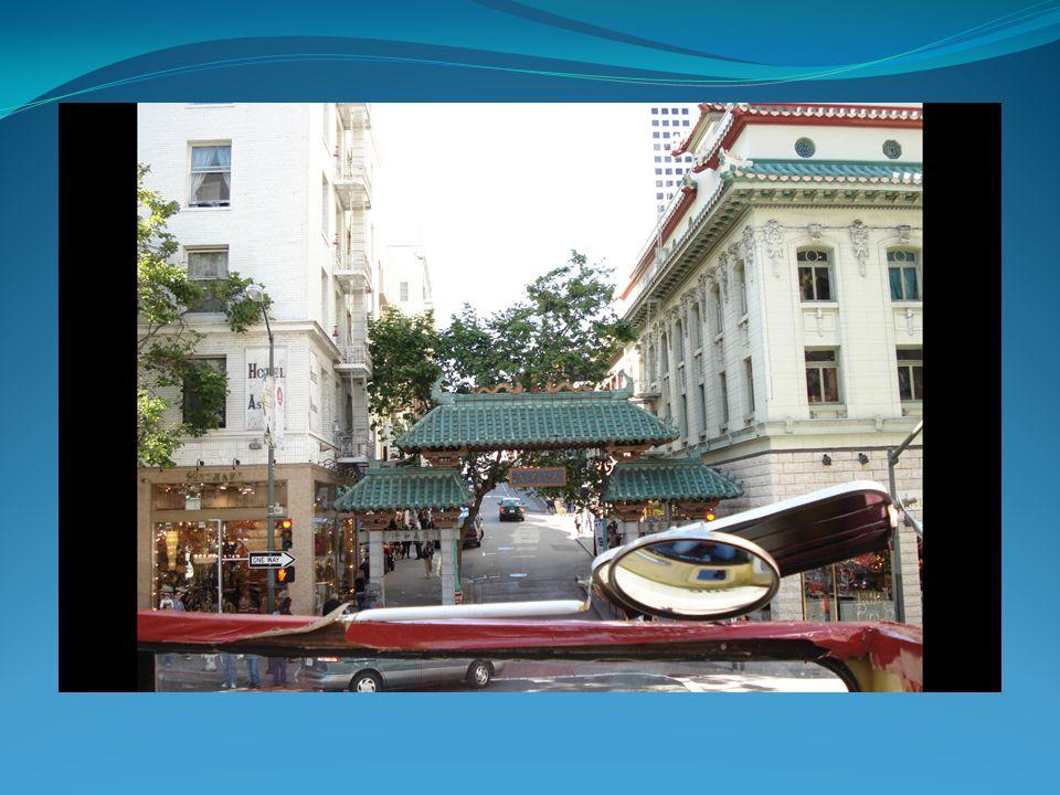 o 27 China Town, San Francisko