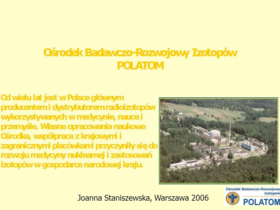 Joanna Staniszewska, Warszawa 2006