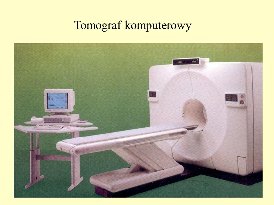 Tomograf komputerowy