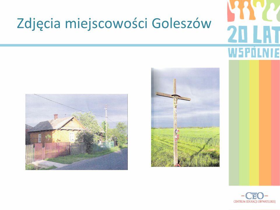 Zdjęcia miejscowości Goleszów