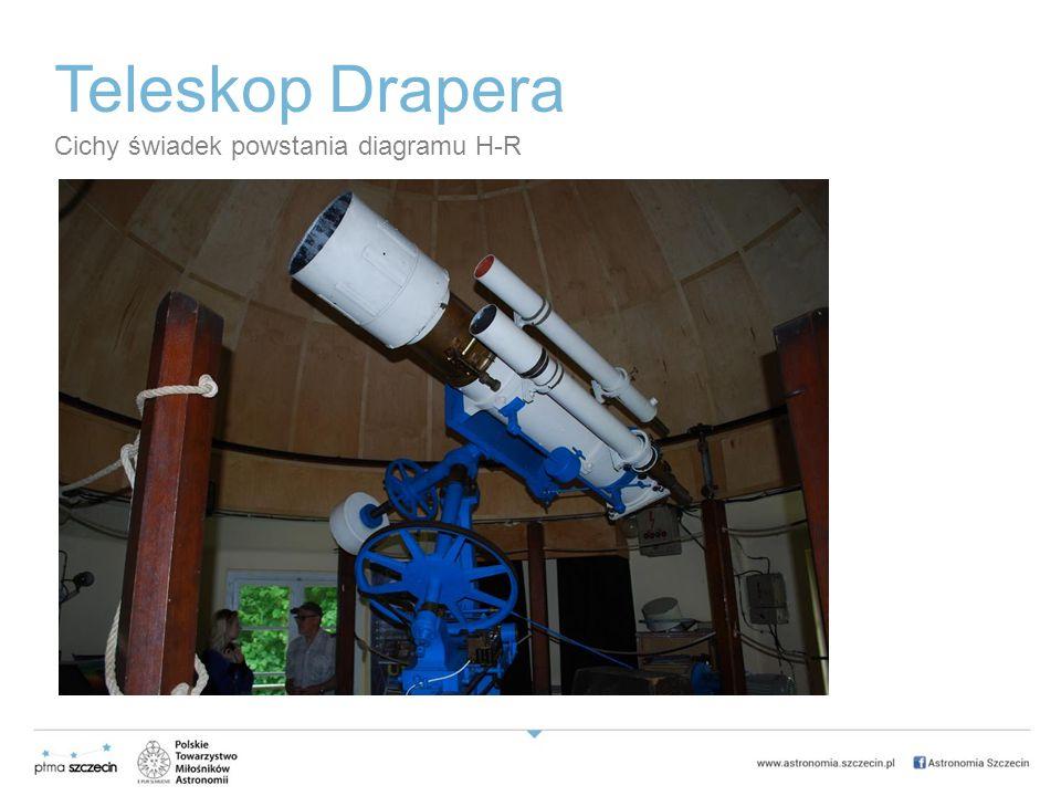 Teleskop Drapera Cichy świadek powstania diagramu H-R