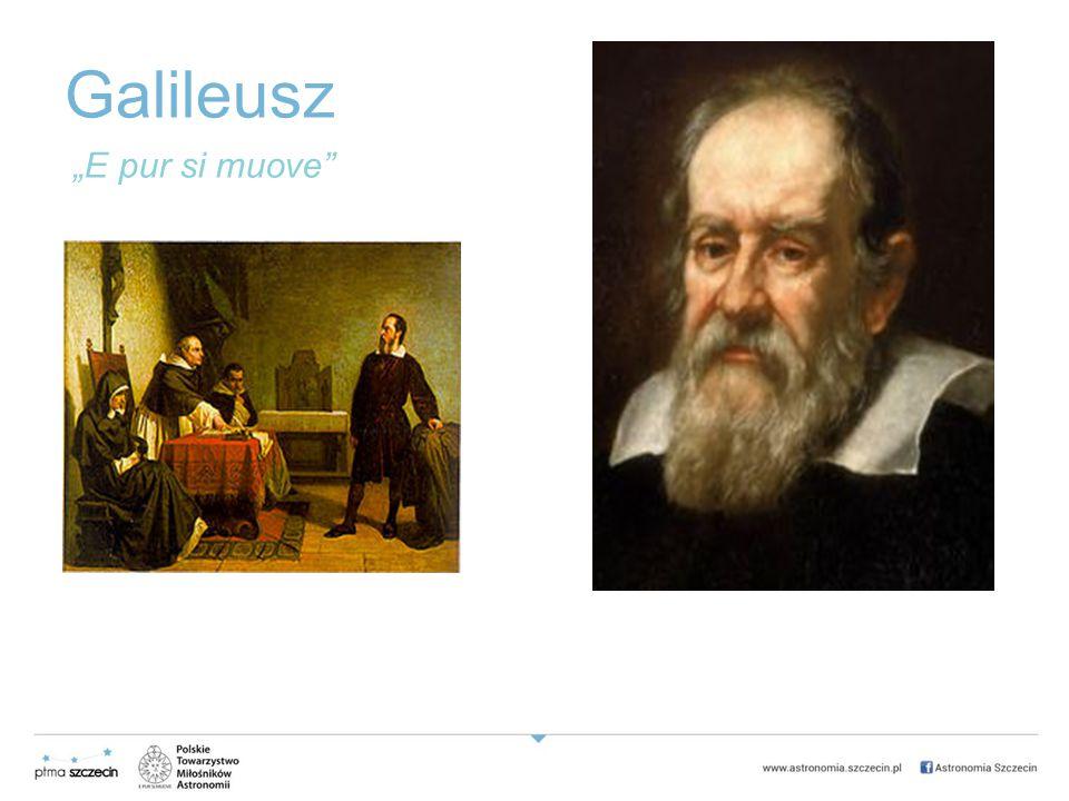 """Galileusz """"E pur si muove"""