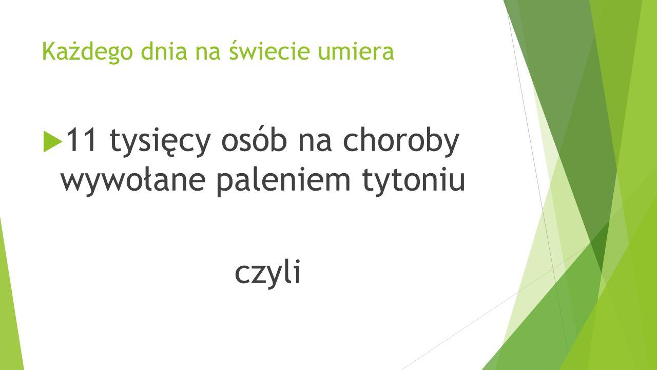 Nie pal Przygotował Jakub Leńczowski