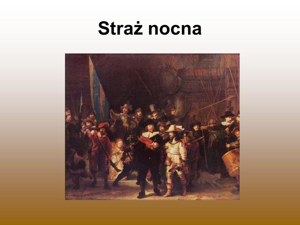 Zamówienie na ten obraz złożył jeden z sześciu oddziałów tworzących Kloveniersdoelen (dowództwo muszkieterów).
