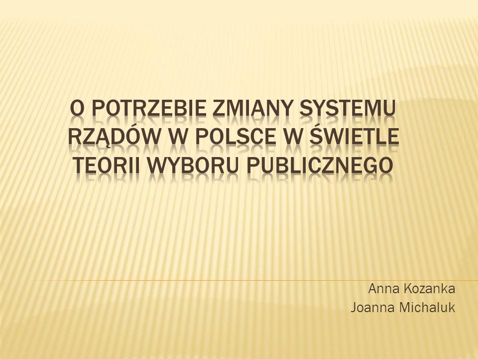 Anna Kozanka Joanna Michaluk