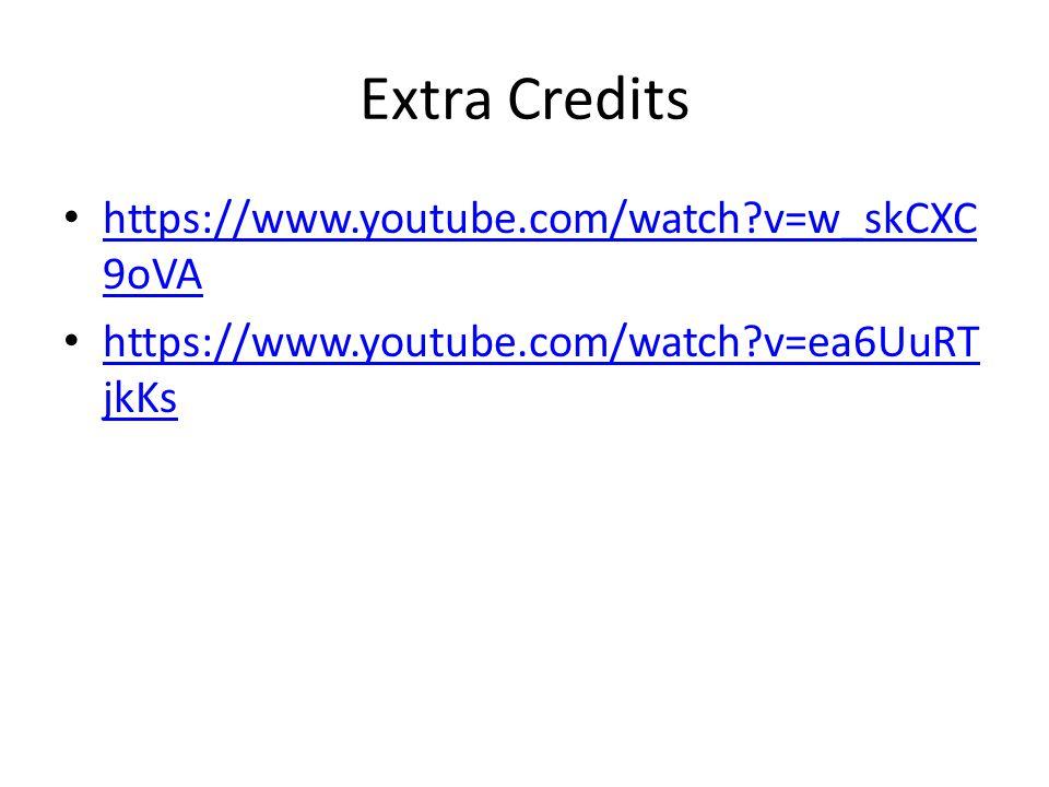 Extra Credits https://www.youtube.com/watch?v=w_skCXC 9oVA https://www.youtube.com/watch?v=w_skCXC 9oVA https://www.youtube.com/watch?v=ea6UuRT jkKs h