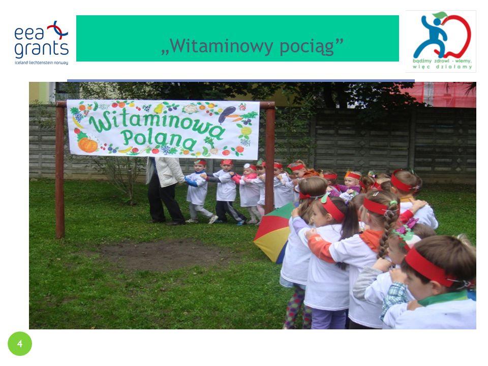 """""""Witaminowy pociąg 4"""