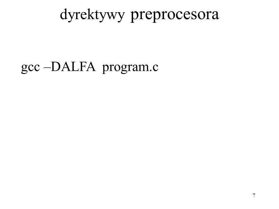 18 adres zmiennej Do pobrania adresu zmiennej używa się jednoargumentowego operatora & (uwaga & może mieć także znaczenie dwuargumentowego operatora bitowego iloczynu logicznego) Jednoargumentowy operator * jest używany do wskazywania , tzn.