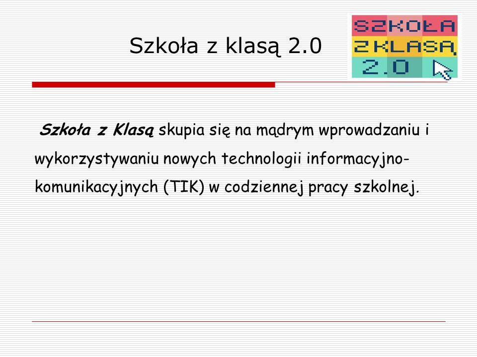 Harmonogram spotkania  przypomnienie idei programu Szkoła z klasą 2.0  przedstawienie Kodeksu 2.0  przeprowadzenie głosowania i zatwierdzenie szkolnej wersji Kodeksu 2.0