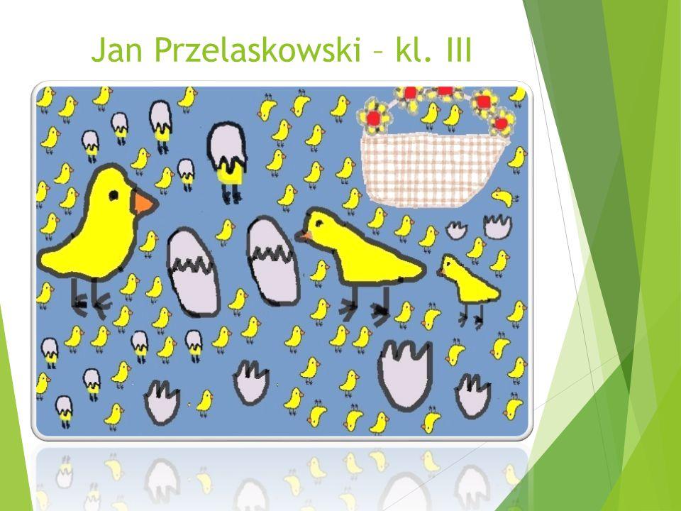 Jan Przelaskowski – kl. III
