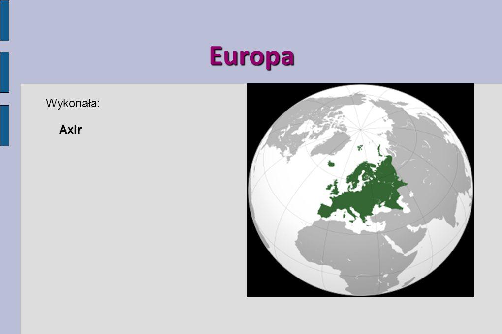 Europa Wykonała: Axir