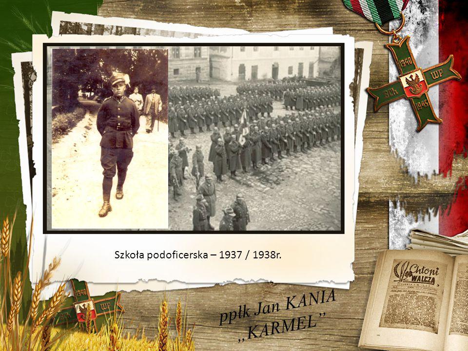 """ppłk Jan KANIA """"KARMEL Przedwojenna Stopnica – foto z ok.1937r"""