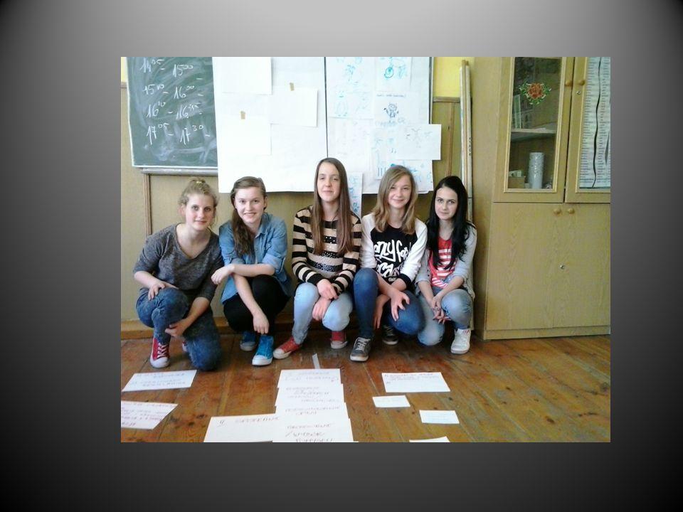 Grupa pracująca nad projektem