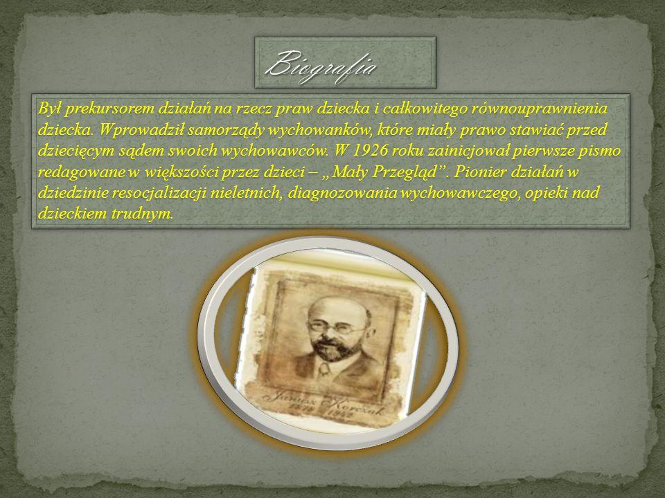 W czasie wojny nosił polski mundur wojskowy i nie aprobował dyskryminacyjnego oznaczania Żydów niebieską lub żółtą Gwiazdą Dawida.