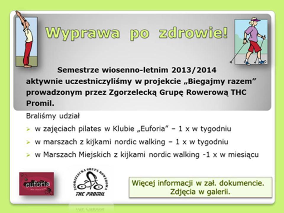 Maria Herzog - autorka plakatów Jerzy Gałuszka – autor prezentacji Dziękujemy za uwagę.