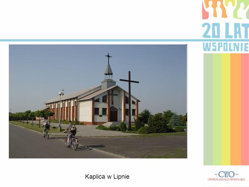 Kaplica w Lipnie