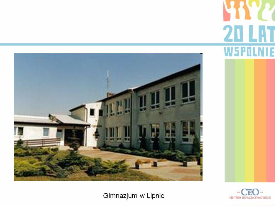 Gimnazjum w Lipnie