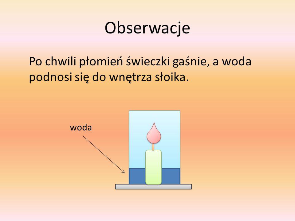Wniosek Woda z kiszonych ogórków jest roztworem, który przewodzi prąd, ale przy większym napięciu niż posiada stosowana bateria.
