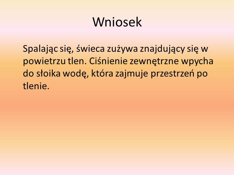 Potrzebne przedmioty Kawałek plasteliny Linijka 5 spinaczy biurowych Szpulka bawełnianej nici