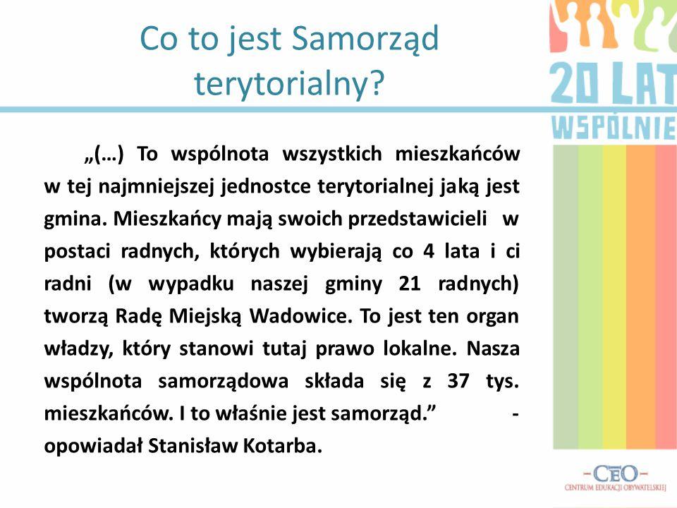 Najważniejsze inwestycje minionych lat… 1.Budowa Szkoły Podstawowej nr 1 w Wadowicach.
