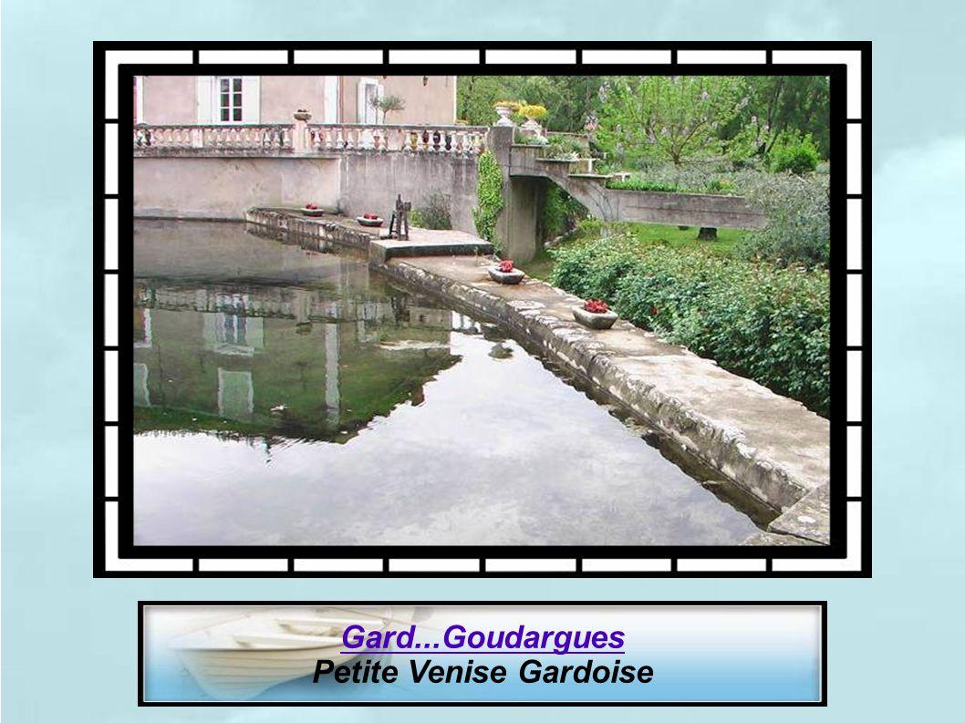 Seine et Marne...Crécy-la-Chapelle Petite Venise de la Brie